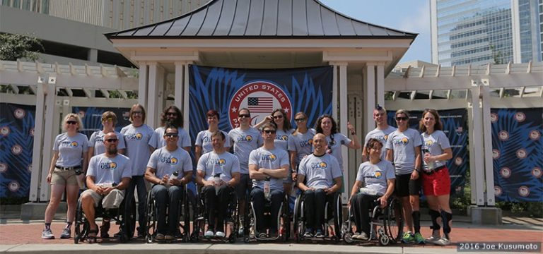 3 TeamUP Co-Captains Headed to 2016 Paralympics in Rio [UPDATED]