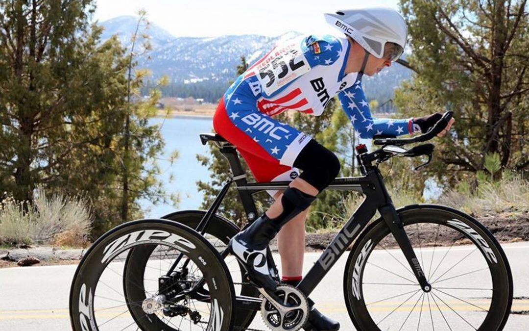 TeamUP Co-Captain Steven Peace Featured by TeamUSA
