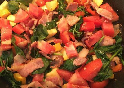 Sticking to an anti-inflammatory diet